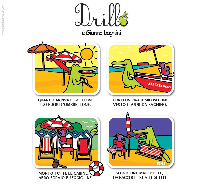 Drillo & Gianni: Lifeguards