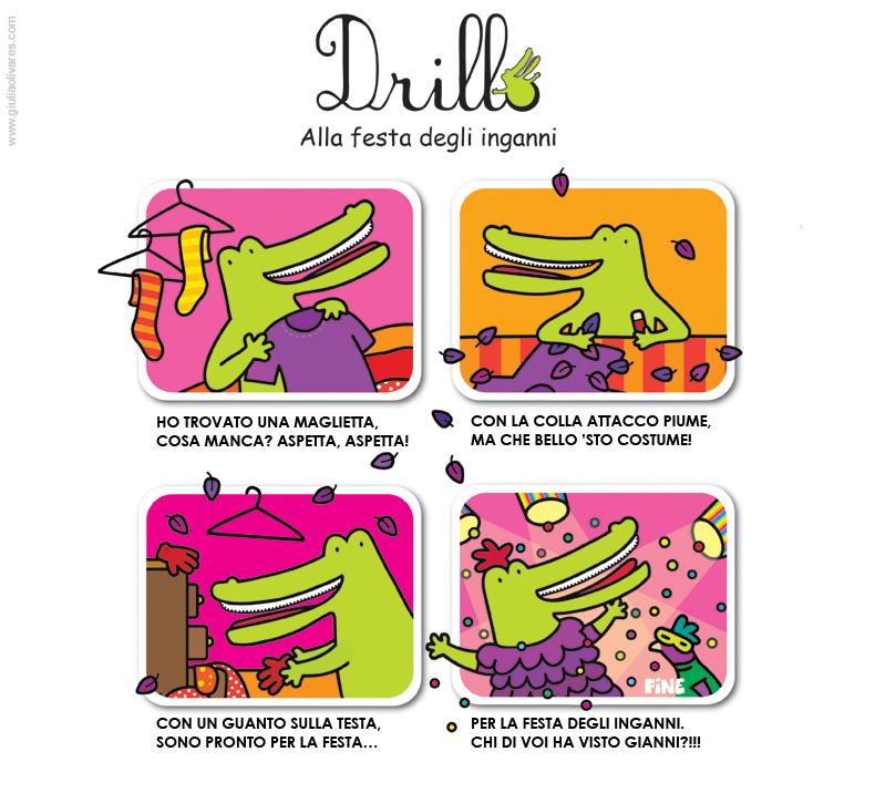 Drillo & Gianni: Carnival Party
